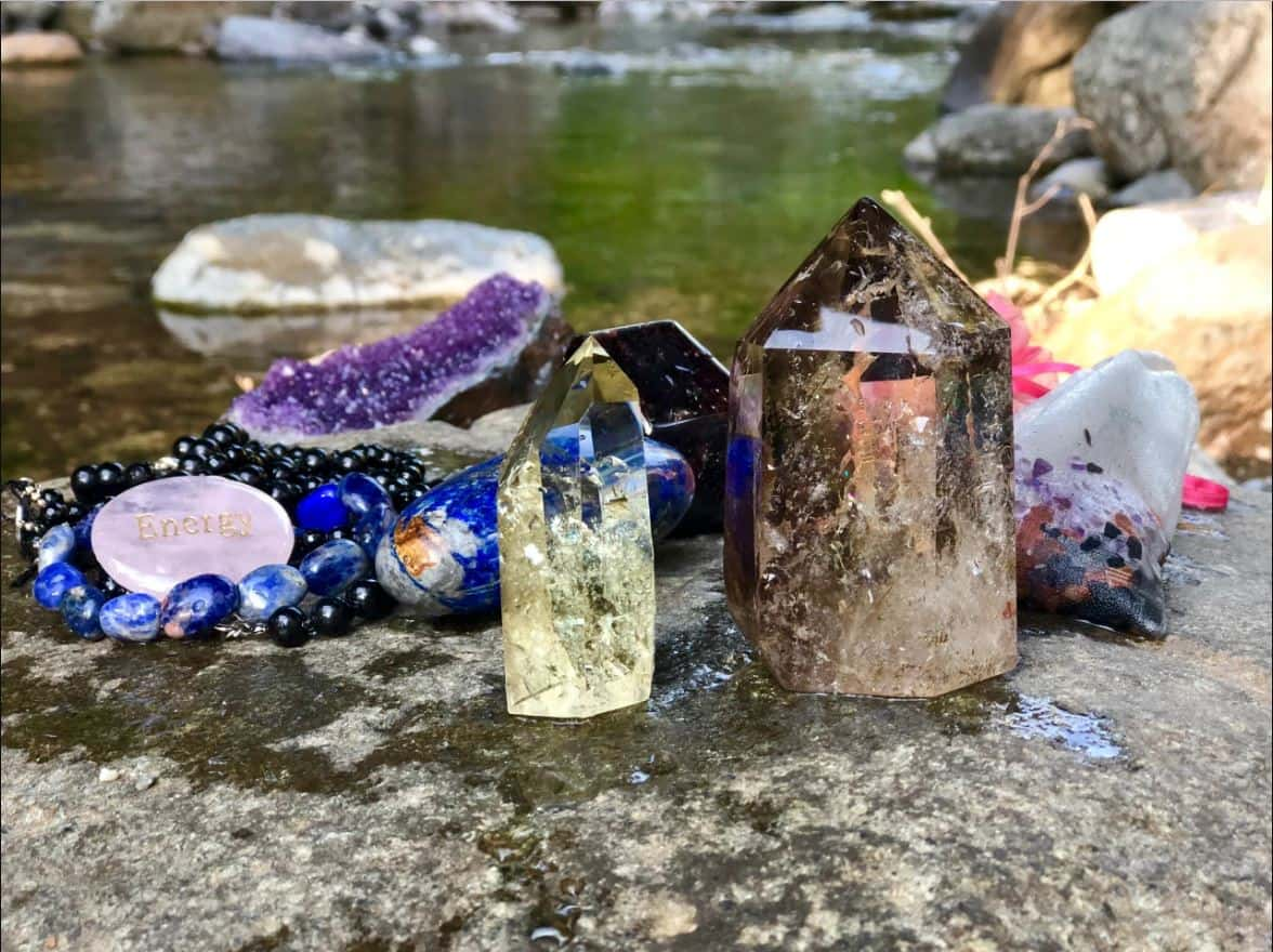 3 Simple Steps to Cleanse and Recharge Your Crystals