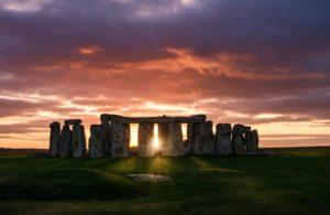 The Center of the Earths Heart Chakra: Stonehenge Energy
