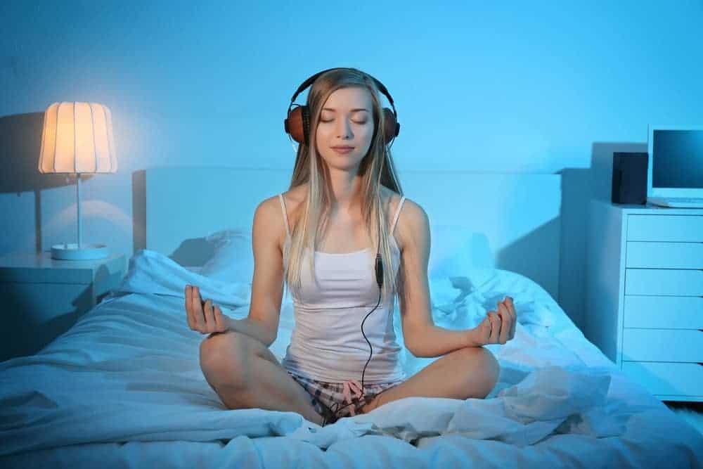 Meditate for Sleep