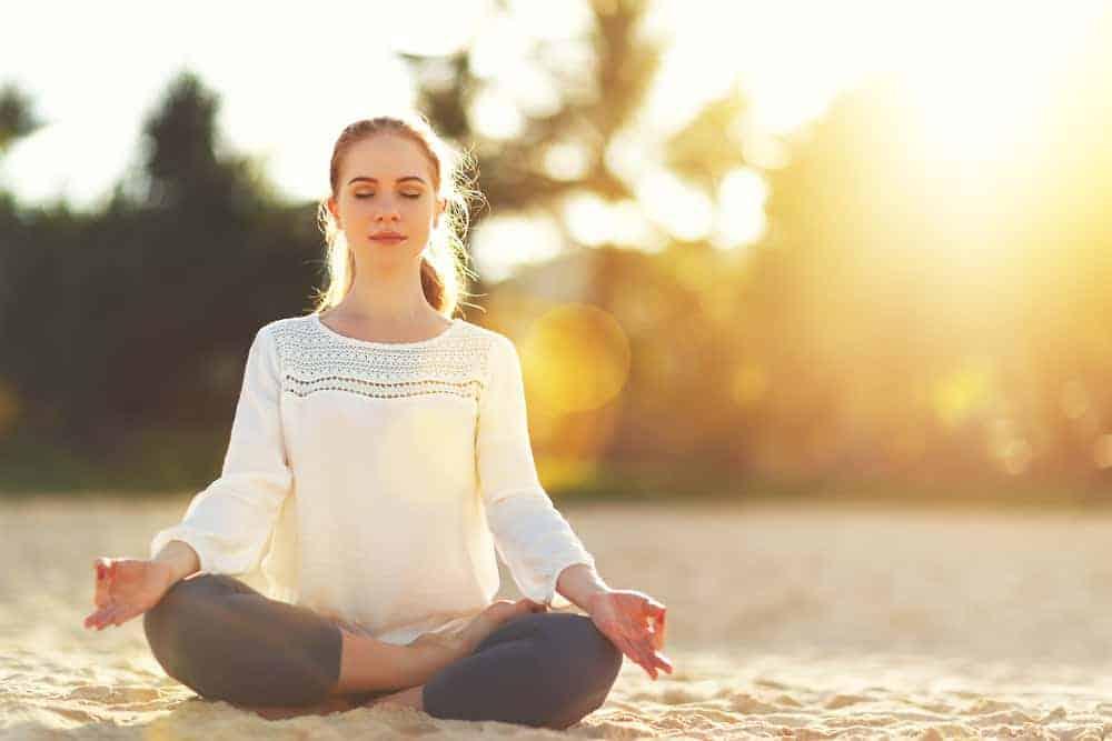 morning meditation for positivity