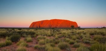 Uluru Solar Plexus Chakra of Earth
